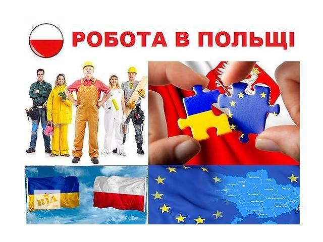 ОФИЦИАЛЬНАЯ РАБОТА В ПОЛЬШЕ- объявление о продаже   в Украине