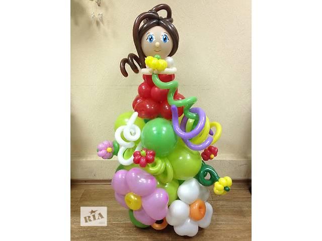 Оформление воздушными шарами- объявление о продаже  в Харькове