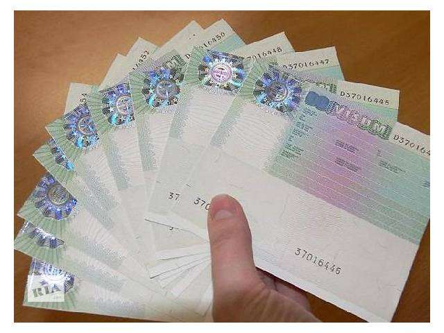купить бу Оформим рабочую визу в Польшу, 180/360  в Украине