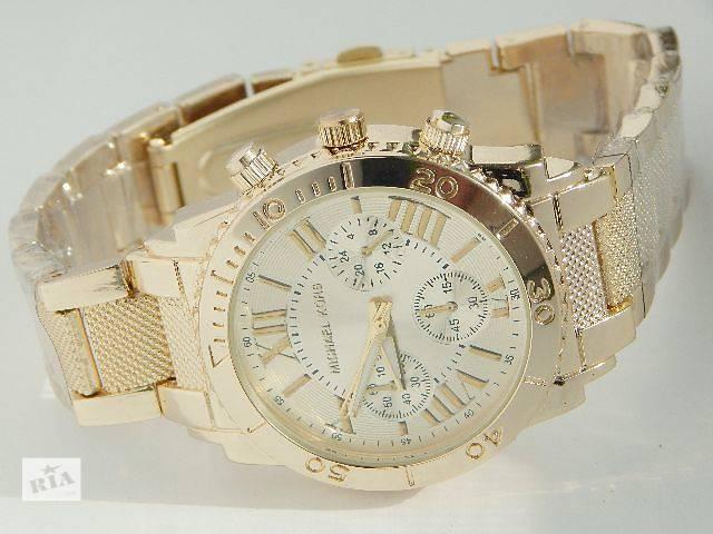 купить бу Офигенные часы Michael Kors с римскими цифрами в Харькове
