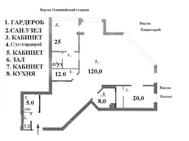 продам офис в центре,аренда без комиссии,помещение от хозяина,ТЦ.Олимпийский,эксклюзив,срочно,риелтор,брокер,аренда бу в Киеве
