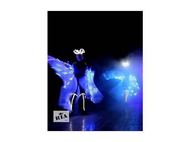Неонове шоу Ангели і Демони- объявление о продаже  в Львове