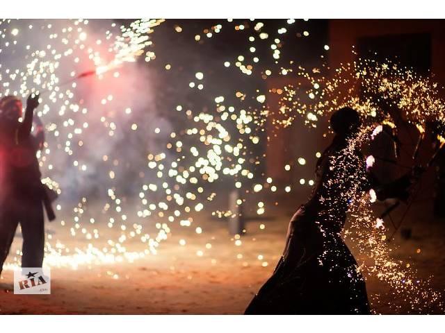 купить бу Огненное шоу на свадьбу в Виннице в Виннице