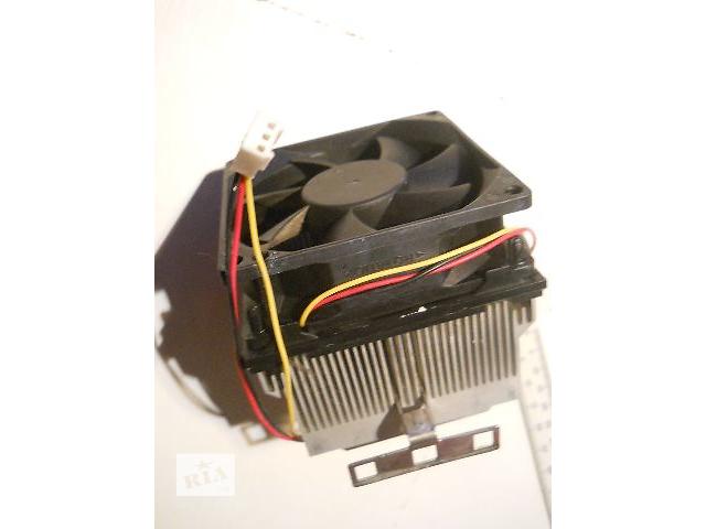продам Охлаждение процессора (аллюминий + медь) бу в Днепре (Днепропетровск)