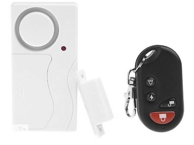 Охранная сигнализация с пультом управления- объявление о продаже  в Виннице
