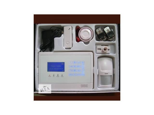 бу GSM сигнализация беспроводная BSE-980 комплект для дома офиса магазина  в Украине