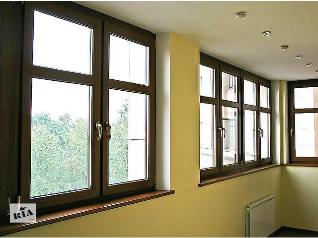 купить бу Окна для Дома, остекление загородных Домов, Дач!Окна и Двери! в Киеве