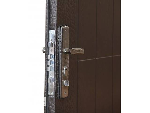 Окна, двери, лестница Двери Бронированные двери новый- объявление о продаже  в Львове