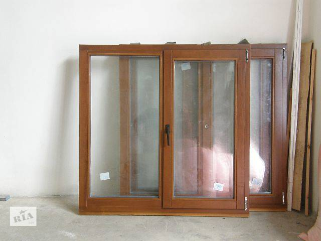 купить бу Окна, двери, лестница Окна Деревянные окна новый в Львове
