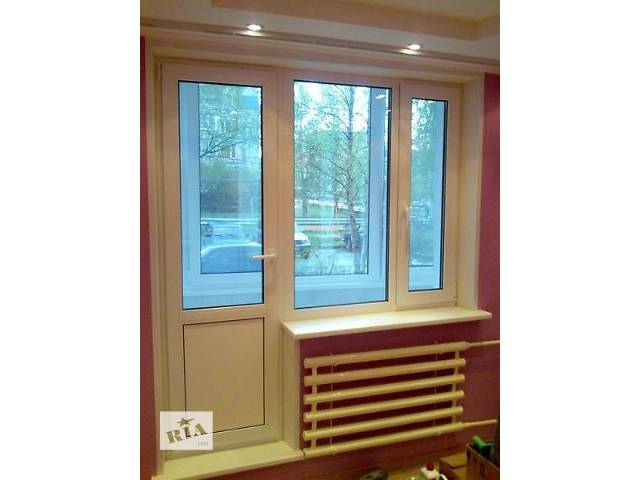 бу Окна, двери, лестница Окна Металлопластиковые окна новый в Черкассах
