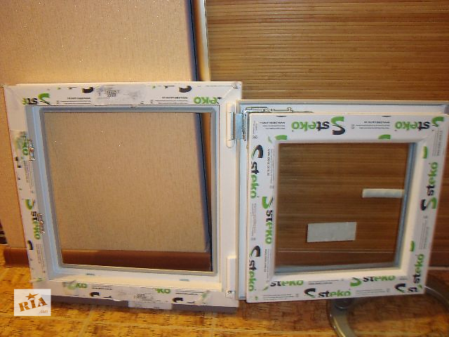 Окно металлопластиковое 500 x 500 Steko- объявление о продаже  в Харькове