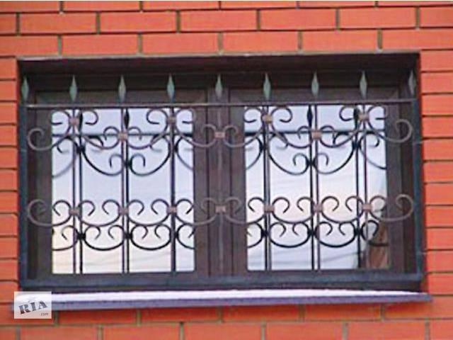 бу Изготовление решеток на окна в Переяслав-Хмельницкий в Борисполе