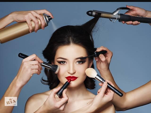 купить бу Окрашивание, укладка, стрижка волос в Киеве