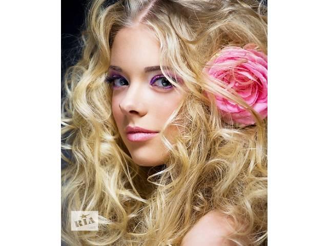 Окрашивание волос в блонд) осветление, тонирование- объявление о продаже  в Киеве