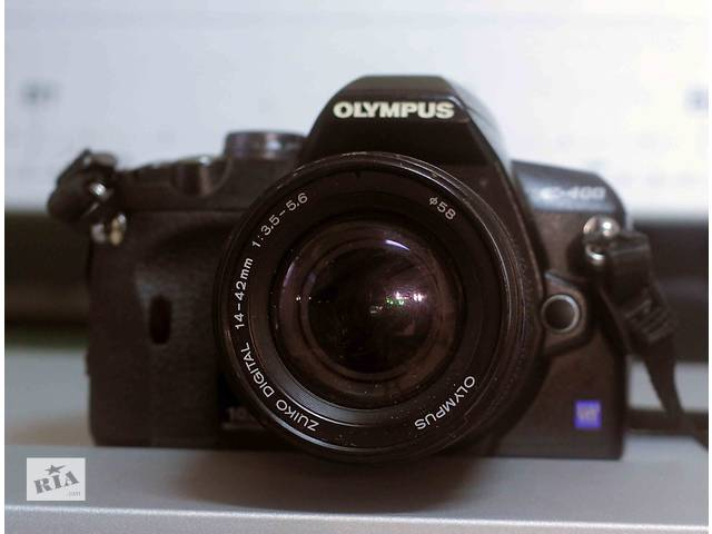 Olympus E 400 на запчасти- объявление о продаже  в Рахове