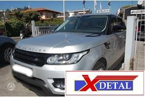 Омыватели фар Land Rover Range Rover
