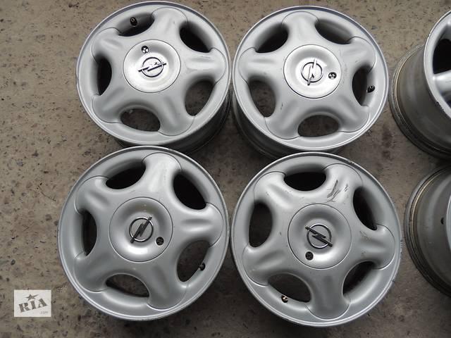 продам Opel R14 4x100 5,5j et49 Chevrolet Aveo Vectra Astra Lanos Vw Sens бу в Львове