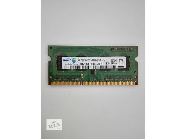 бу Оперативна память Samsung DDR3 1GB 1rx8 pc3-8500s-07-10-zzz в Червонограде