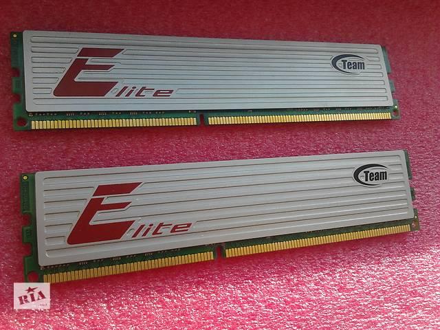 продам Оперативная память 8Gb (4+4) , DDR3 , Team , 1333Mhz бу в Чернигове