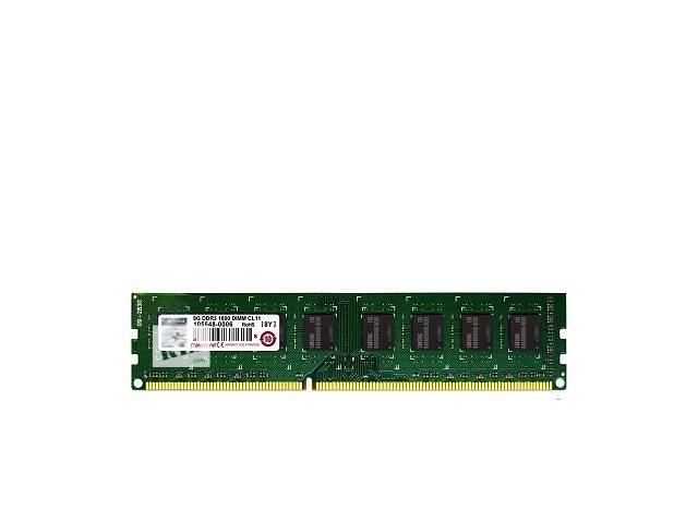 Оперативная память Transcend DDR3 1600 8GB- объявление о продаже  в Киеве