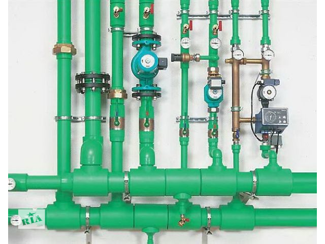 бу Опрессовка и промывка систем отопления в Николаеве