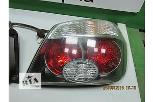 Фонари задние Mitsubishi Outlander