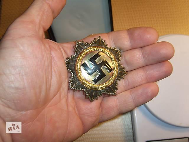 купить бу Орден Немецкий крест продам срочно в Киеве