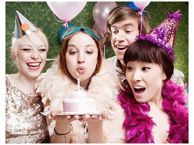 Как сделать свой день рождения весёлым