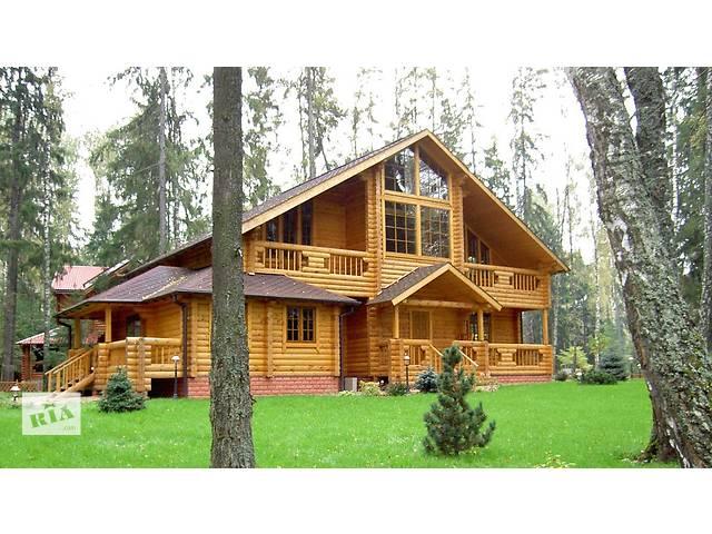 бу Организация проектирования деревянных домов  в Украине