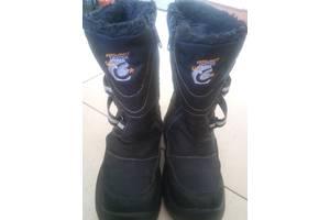 б/у Детские зимние ботинки Ортекс