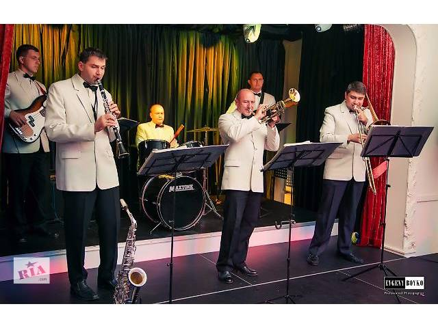 продам Живая музыка(Джаз, Ретро, Кавер) на свадьбу, корпоратив, День рождения Днепропетровск бу  в Украине