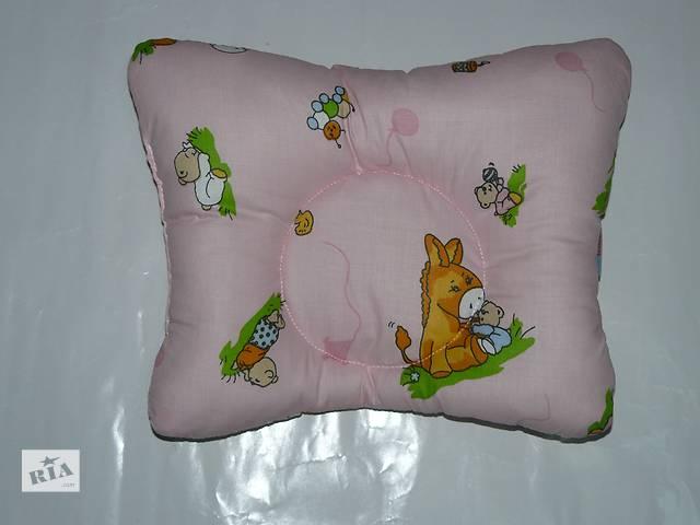 продам Ортопедическая  подушка для младенцев бу в Хмельницком