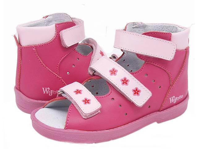 продам Ортопедические сандалии WOJTYŁKO для девочки бу в Запорожье