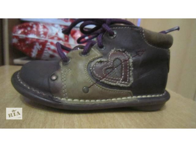 купить бу Ортопедические фирменные ботинки KEHOE Германия, стелька 14 см в Днепре (Днепропетровск)