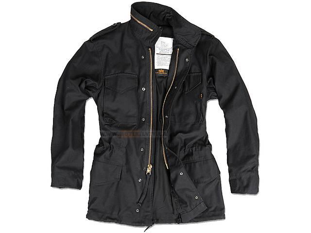 Оригінальна польова куртка M-65 Field Coat Alpha Industries- объявление о продаже  в Львове