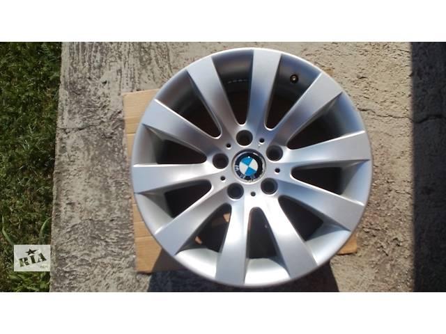продам Оригинальные диски BMW R17 244 стиль, н/с 36116777347 (комплект, 4шт) бу в Ивано-Франковске