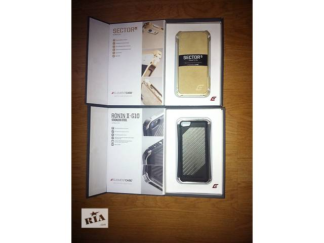 Оригінальні ElementCase для iPhone 5/5s- объявление о продаже  в Львове