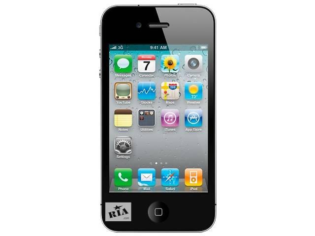 Оригинальный Apple iphone 4s 8 gb! Работаем без предоплаты!Гарантия!- объявление о продаже  в Киеве