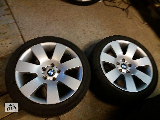 купить бу Оригинал диски BMW  Michelin 245/40R18 в Гайсине