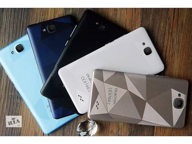 продам Оригинал ! (не копия) смартфон Oukitel C3 экран 5 ядер 4  + чехол в подарок+гарантия! бу в Кривом Роге