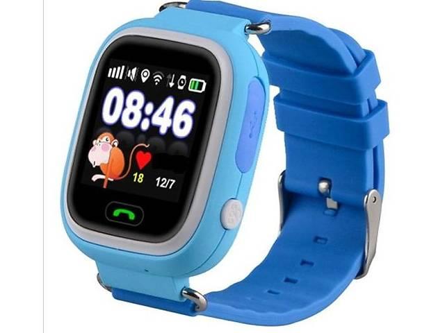 купить бу Оригинальные детские часы телефон Smart Watch Q90 в Киеве