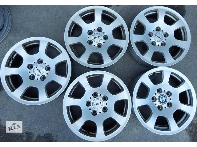 Оригінальні диски BMW 5 Series E60, E61 style 134 GERMANY 7 R16 5x120 et20- объявление о продаже  в Виннице
