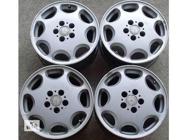 продам Оригинальные диски malber italy mercedes s w220 7.5 r16 5x112 et40 бу в Виннице