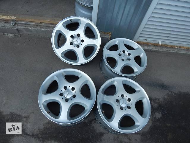 продам Оригинальные диски Mercedes E W210 8 R17 5X112 ET37  бу в Виннице