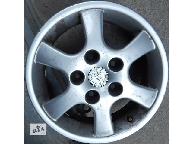 Оригинальные диски oz italy toyota 6 r14 5x114.3 et45- объявление о продаже  в Виннице