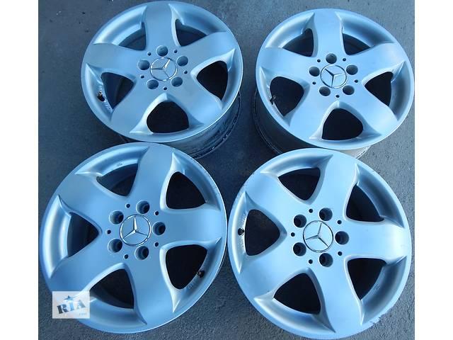 Оригинальные диски rial germany mercedes 7.5 r16 5x112 et35- объявление о продаже  в Виннице