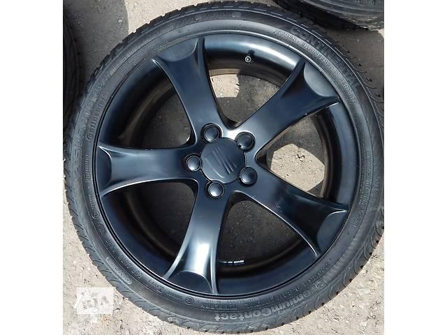 Диски SEAT 6.5 R16 5X100 ET43 для Skoda,Volkswagen + комплект новых болтов- объявление о продаже  в Виннице