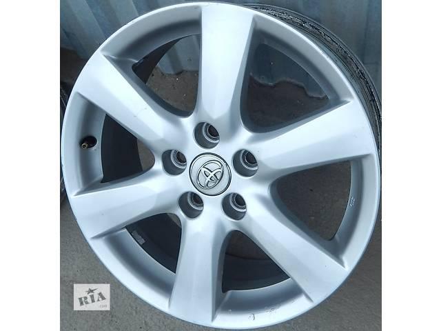купить бу Диски Toyota RAV4  7 R17 5X114.3 ET45 без пробега по Украине в Виннице
