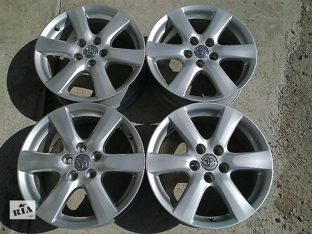 купить бу Оригінальні диски Toyota RAV4 7 R17 5X114.3 ET45 в Виннице