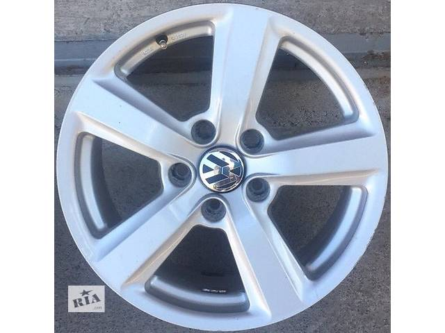 купить бу Диски Volkswagen 7 R16 5x112 ET42 без пробега по Украине в Виннице